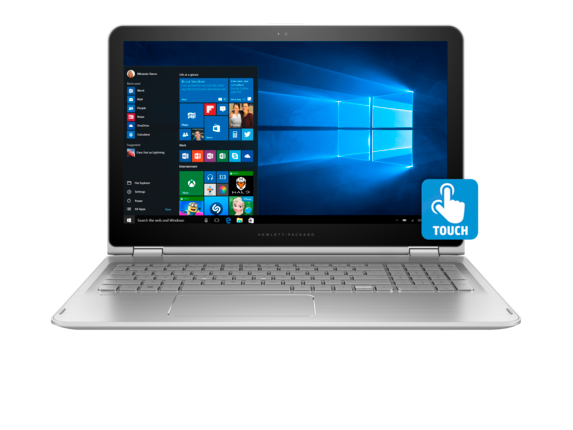"HP ENVY x360 -15t 15.6"" FHD Intel Core i7 Convertible Laptop"