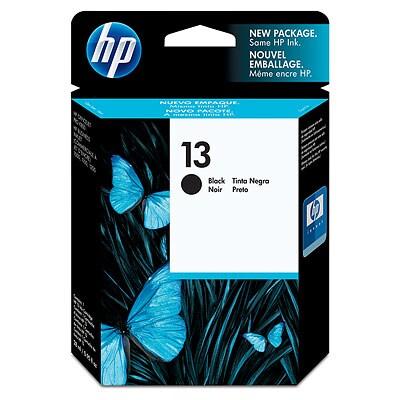 HP 13 Black Original Ink Cartridge C4814A