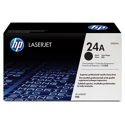 HP LaserJet 24A Black Toner Cartridge