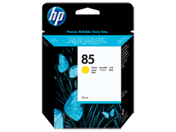 HP 85 69-ml Yellow DesignJet Ink Cartridge