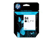 HP 84 69-ml Black DesignJet Ink Cartridge