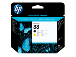 HP 88 Black and Yellow Original Printhead