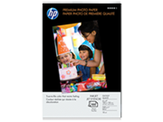 HP Premium Glossy Photo Paper-100 sht/4 x 6 in plus tab