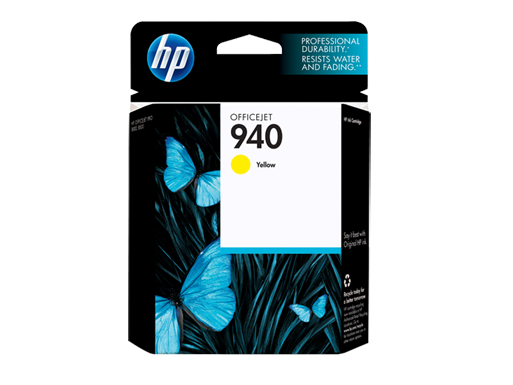 HP 940 Yellow Officejet Ink Cartridge