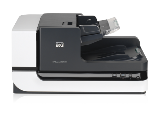 HP Scanjet N9120 Document Flatbed Scanner