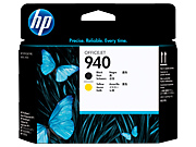 HP 940 Black and Yellow Officejet Printhead