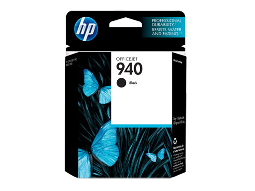 HP 940 Black Original Ink Cartridge