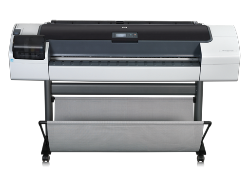 HP Designjet T1200 44-in PostScript Version Printer
