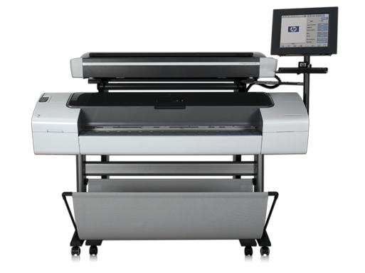 HP Designjet T1120 HD Multifunction Printer