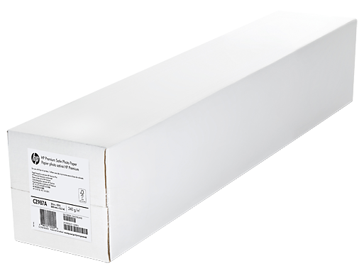 HP Premium Plus Satin Photo Paper-458 mm x