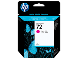 HP 72 69-ml Magenta DesignJet Ink Cartridge