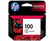HP 100 Gray Inkjet Print Cartridge