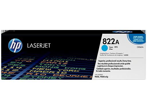 HP 822A Cyan LaserJet Imaging Drum