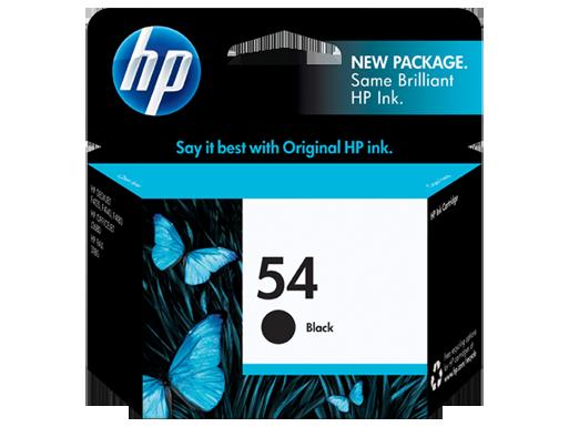 HP 54 Black Original Ink Cartridge