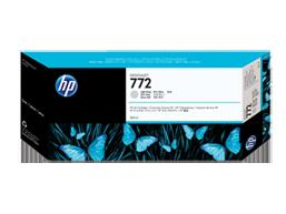 HP 772 300-ml Light Gray DesignJet Ink Cartridge