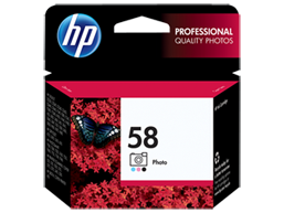 HP 58 Photo Original Ink Cartridge