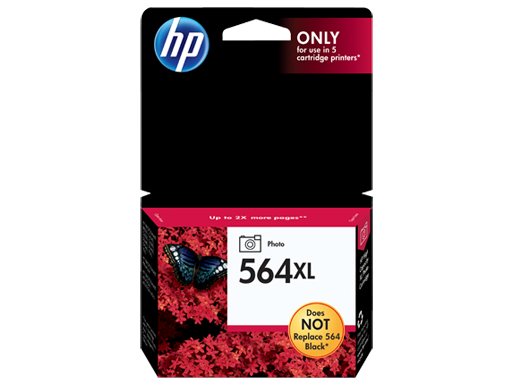 HP 564XL Photo Ink Cartridge