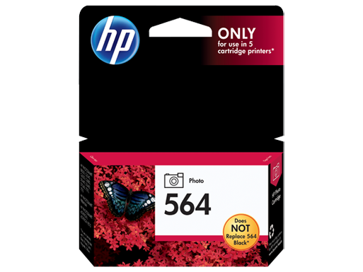 HP 564 Photo Ink Cartridge