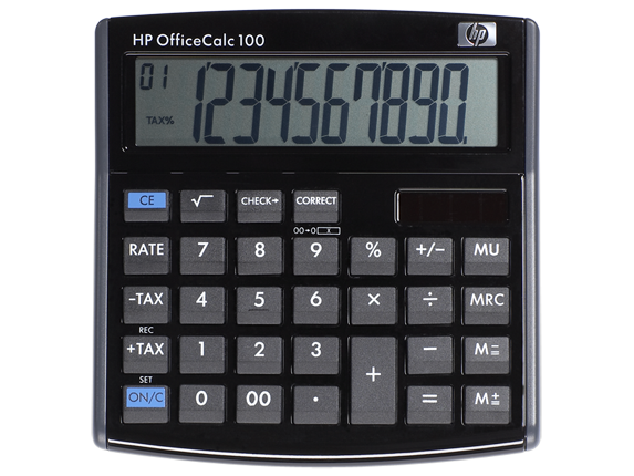 HP OfficeCalc 100