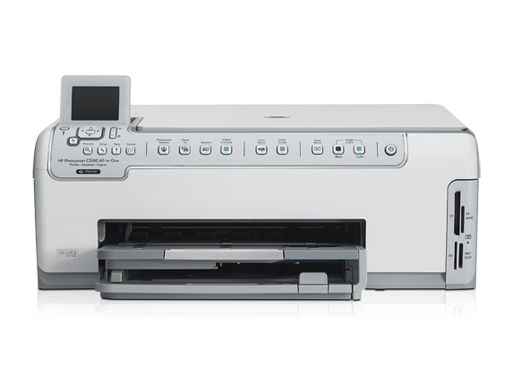 HP Photosmart C5180 All-in-One Printer