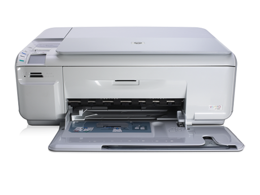 HP Photosmart C4550 All-in-One Printer