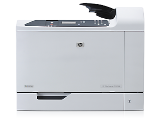 惠普HP Color LaserJet CP6015dn 打印机(R)