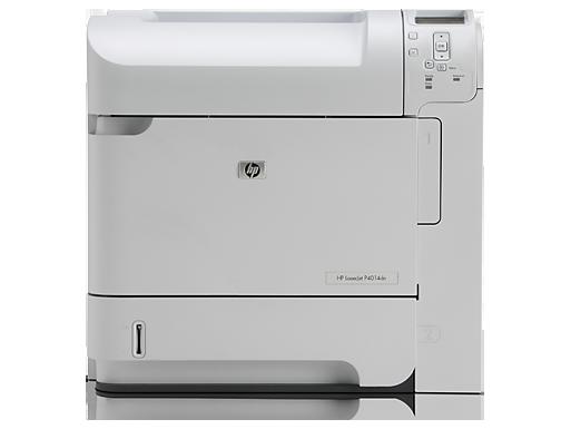 Home & Home Office > HP LaserJet P4014dn Printer
