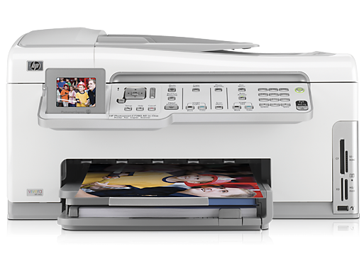 HP Photosmart C7250 All-in-One Printer