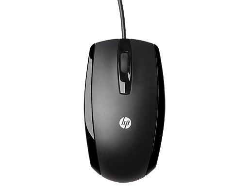 HP USB 3 Button Optical Mouse