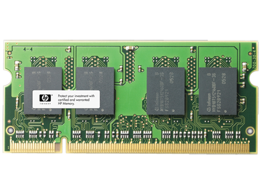 HP 2-GB 800 MHz PC2-6400 DDR2 SODIMM