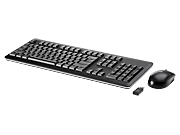 HP Wireless Mouse and Keyboard