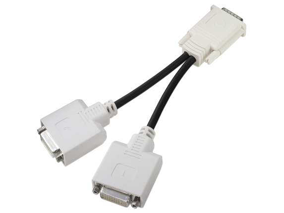 HP DMS59 DVI Dual-head Connector Cable