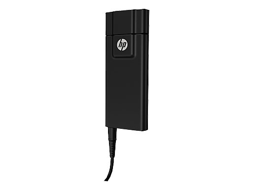 HP Slim Travel AC Adapter