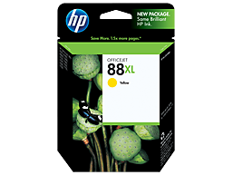 HP 88XL High Yield Yellow Original Ink Cartridge