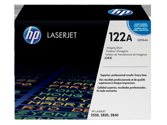HP 122A LaserJet Imaging Drum, Q3964A
