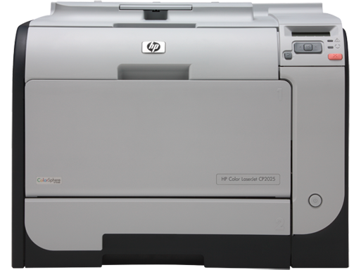 HP Color LaserJet CP2025dn Printer