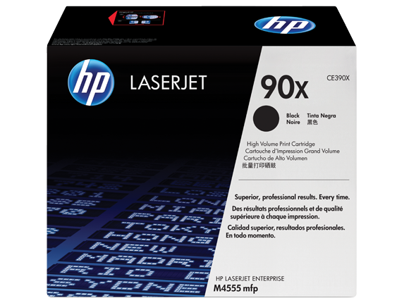 HP 90X Black LaserJet Toner Cartridge