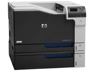 惠普HP Color LaserJet Enterprise CP5525n 彩色激光打印机 (R)