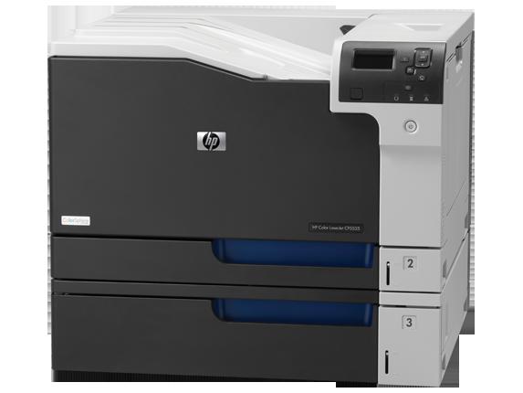 Serie stampanti HP Color LaserJet Enterprise CP5525 ...