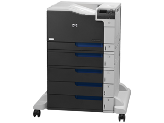 惠普HP Color LaserJet Enterprise CP5525xh 彩色激光打印机 (R)