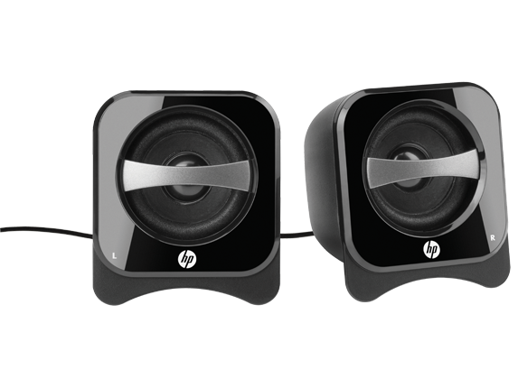 HP Compact 2.0 Speakers