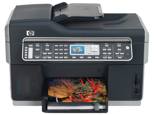 HP Officejet Pro L7650 All-in-One