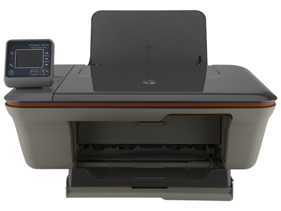how to connect laptop to hp deskjet 3050 printer