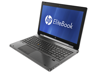 HP EliteBook 8560w (OS)