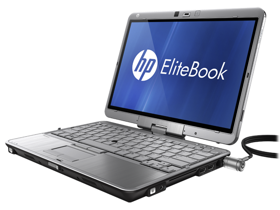 HP EliteBook 2760p Tablet PC (ENERGY STAR)