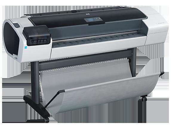 HP DesignJet T Printer series