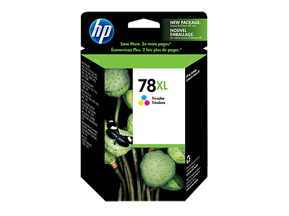 HP 78XL Tri-color Inkjet Print Cartridge