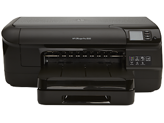 HP Officejet Pro 8100 N811a 