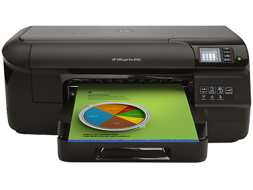 HP Officejet Pro 8100 ePrinter - N811a/N811d