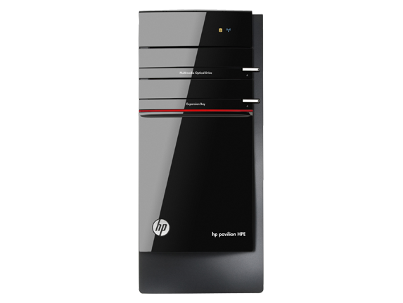 HP Pavilion HPE h8-1360t Desktop PC